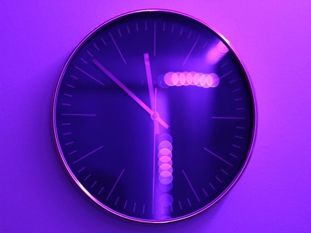 Clock small